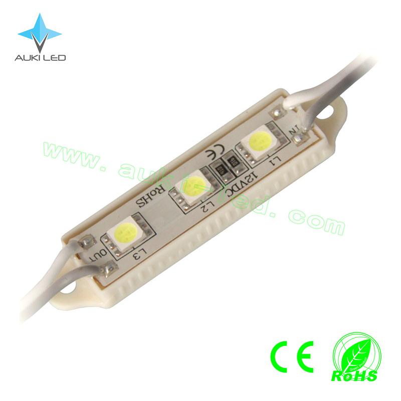 IP65 3-LEDs SMD5050 PVC Module for Illuminated Sign