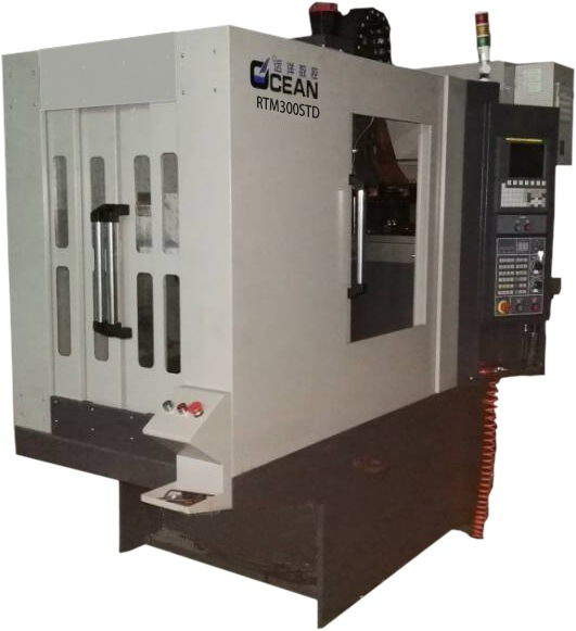 High Precision Drilling Machine for Mobile Metal Processing (RTM300STD)