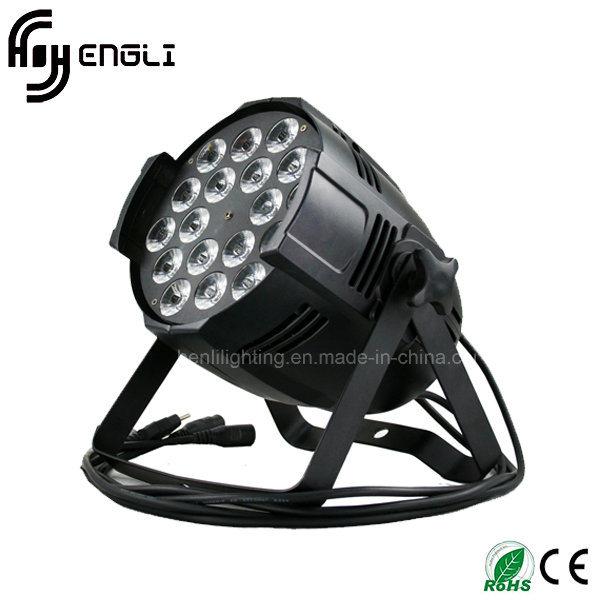 6in1 18PCS LED PAR for Party DJ Party Stage Light