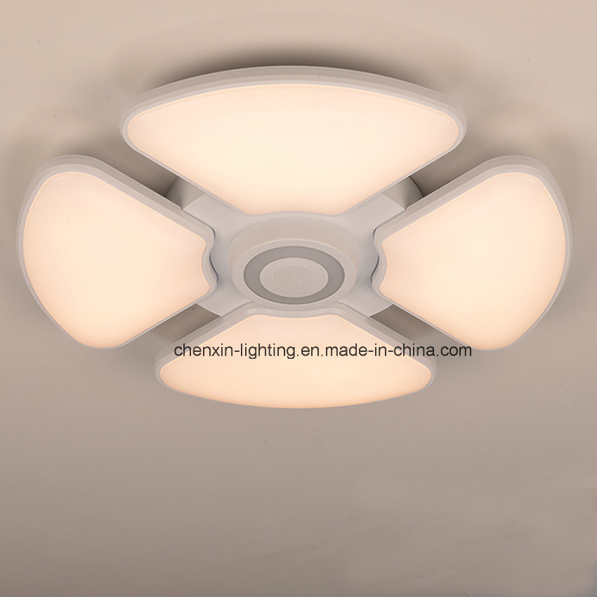 2016 LED Smart Ceiling Light with Bluetooth Speaker APP Control