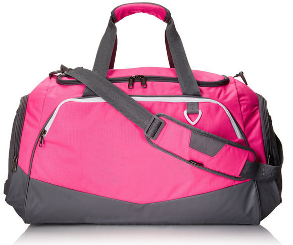 Classic Nylon Travel Duffle Bag for Women