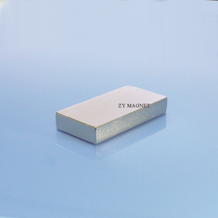 Block Rare Earth Permanent Magnet for Motor with All Planting