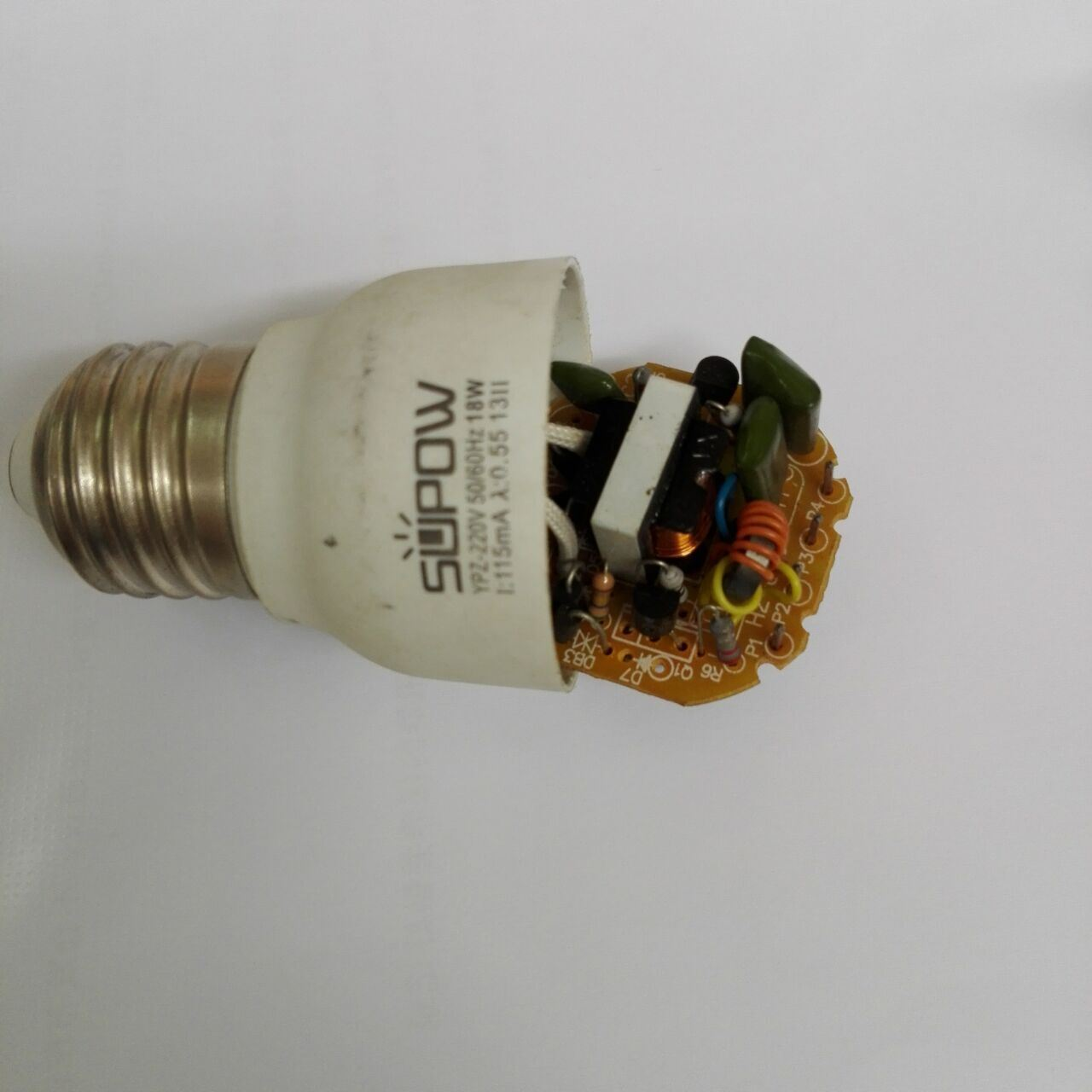 11W 2u Energt Saving Lamp
