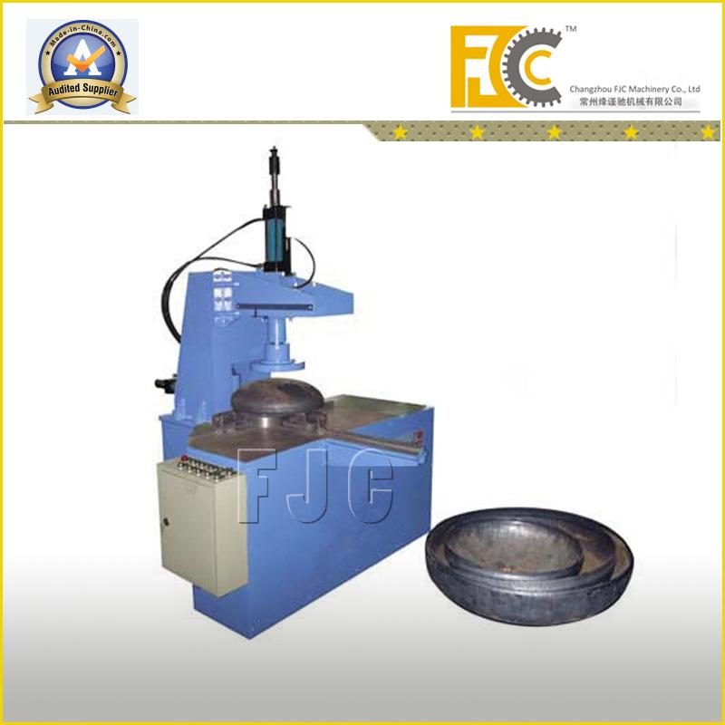 Automatic Seal Head Necking Machine