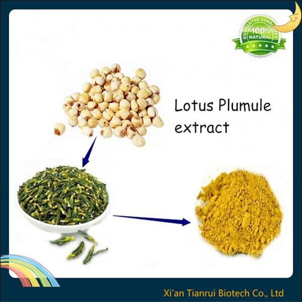 Lotus Seed Extract, Lotus Plumule Extract, Liensinine