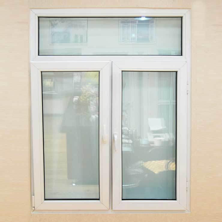 Manufacturer of Plastic PVC Glass Window UPVC Casement Window
