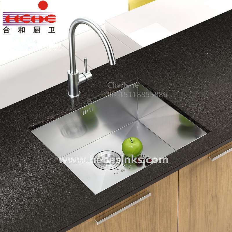Cupc Approved Under Mount Stainless Steel Handmade Wash Sink (HMSS2218)