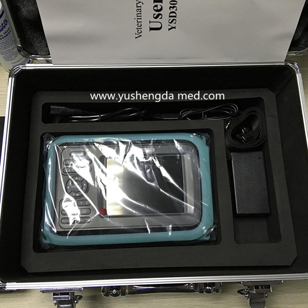 Ce ISO Digital Palmtop Handheld Diagnosis Hospital Veterinary Ultrasound System