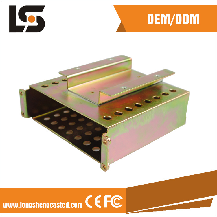 Custom Stainless Steel Sheet Metal Base Stamping Parts