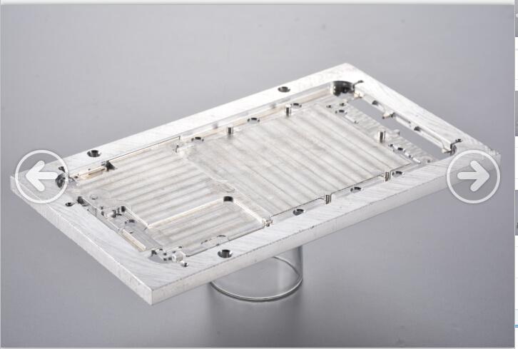 Customized Aluminium Extrusion with CNC Machining & Colors Anodizing