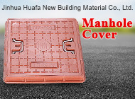 No Recycling Value Composite Manhole Cover of SMC Material