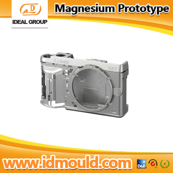 Magnesium Alloy Prototyping