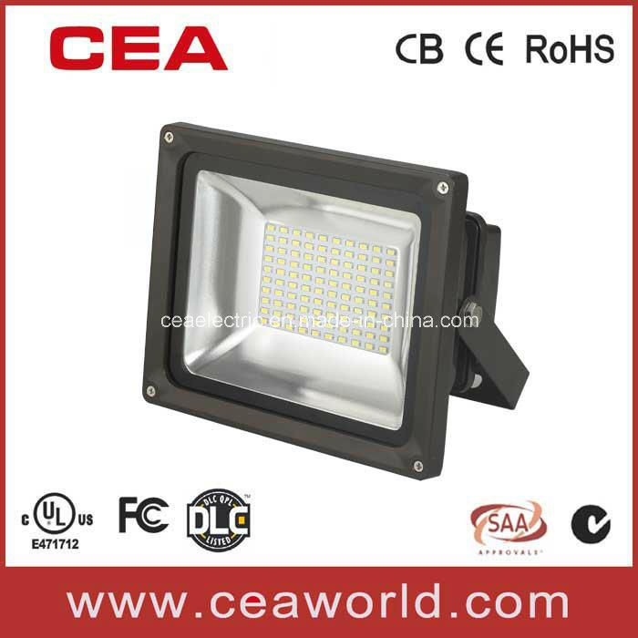 Brown Color SMD LED Flood Light 50W