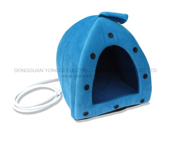 China Manufacturer Dog Warmer Cage with Heating Pad