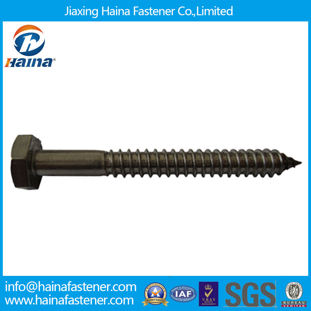 DIN571 Hex Head Self Tapping Wood Screw