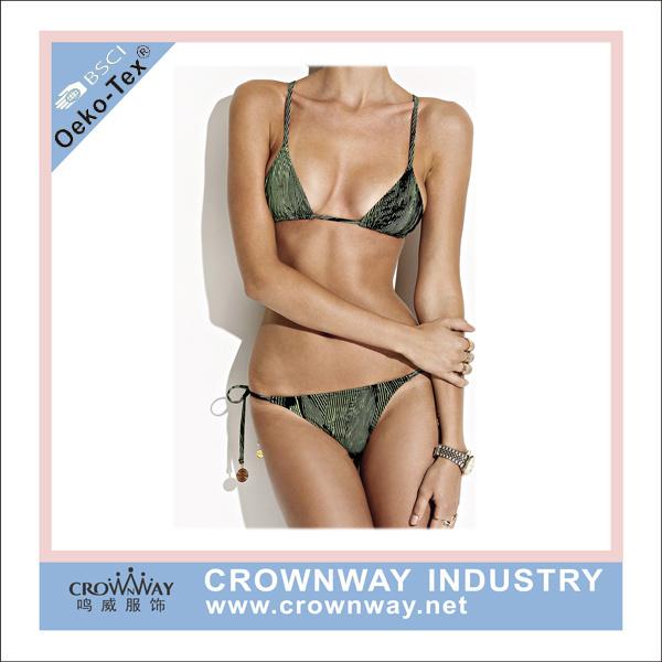 Mature Woman Mini Bikini Sex Bikini Swimwear 2016