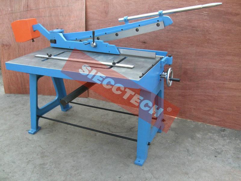 GS Type Hand Guillotine Shear Machine/Manual Shear Machine