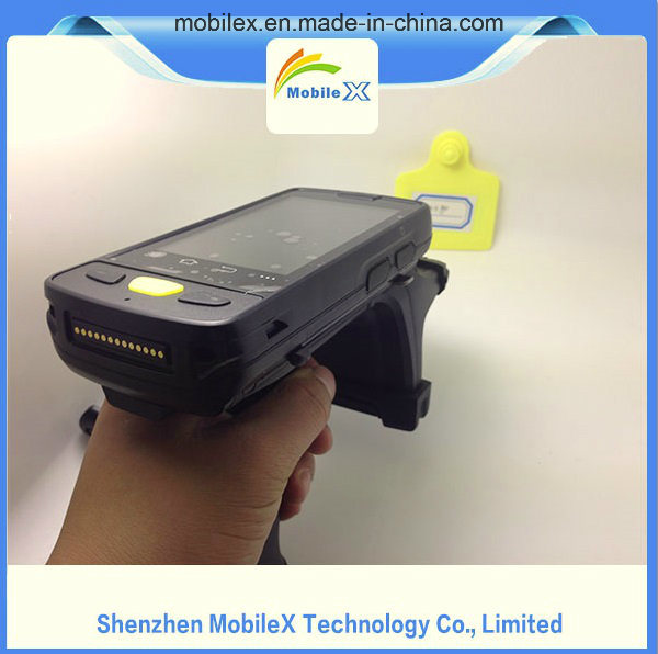 Handheld Data Collector with Android OS, Barcode Reader, RFID Reader