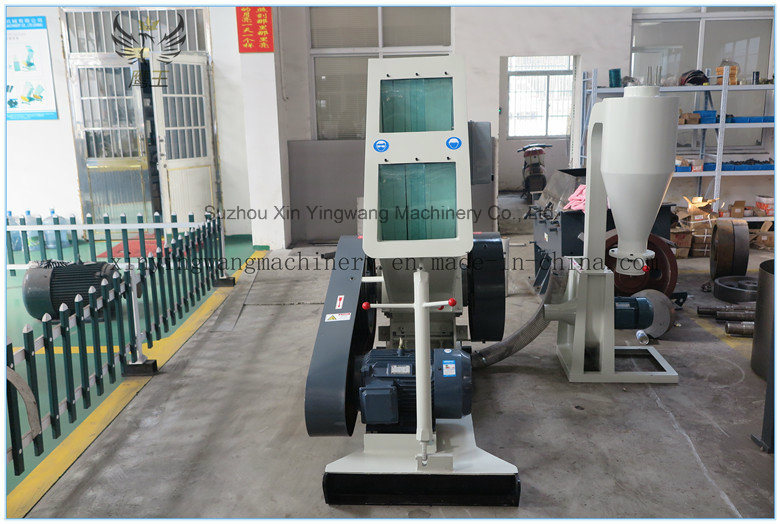 Plastic Crusher Machine for Pipe Crushing