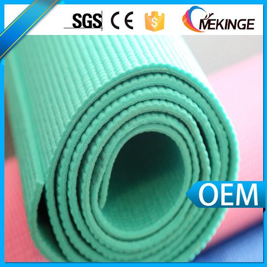 Factory Direct Price Fitness Eco Yoga Mat/Gym Mat