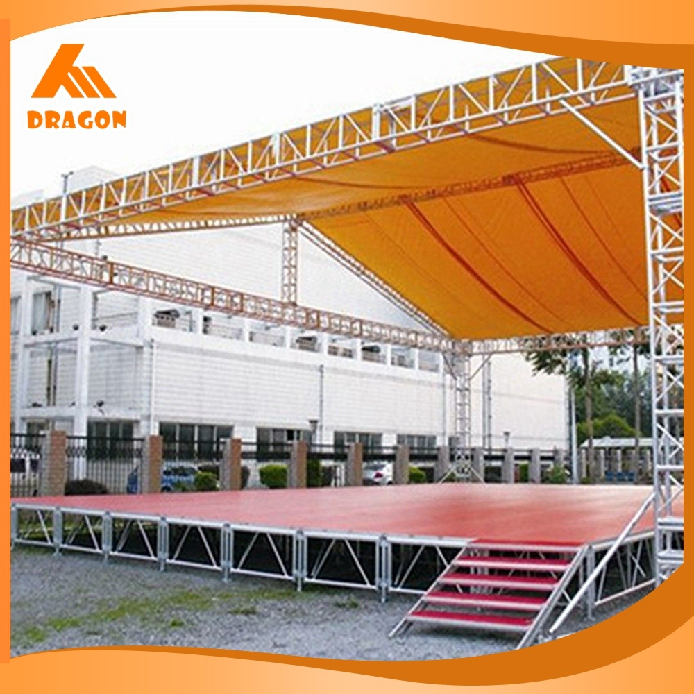 Aluminum Stage Truss, Roof Truss System for Sale