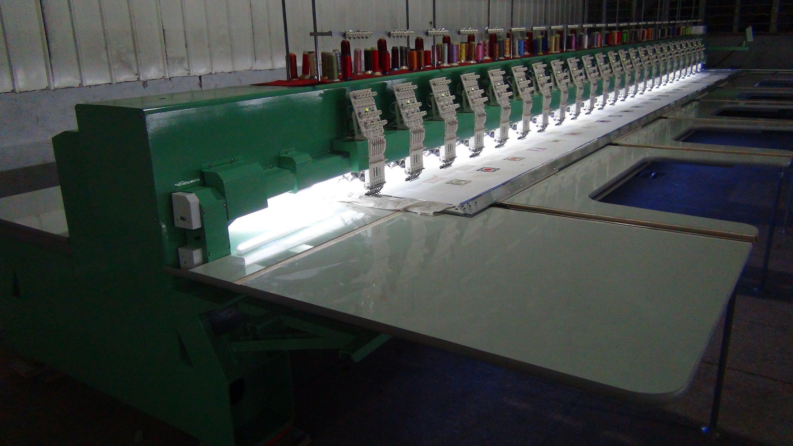Hye-HS924 /330*660*1400high Speed Emroidery Machine