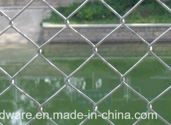 Galvanized Iron Wire Mesh Chain Link Mesh Fence Wire Mesh