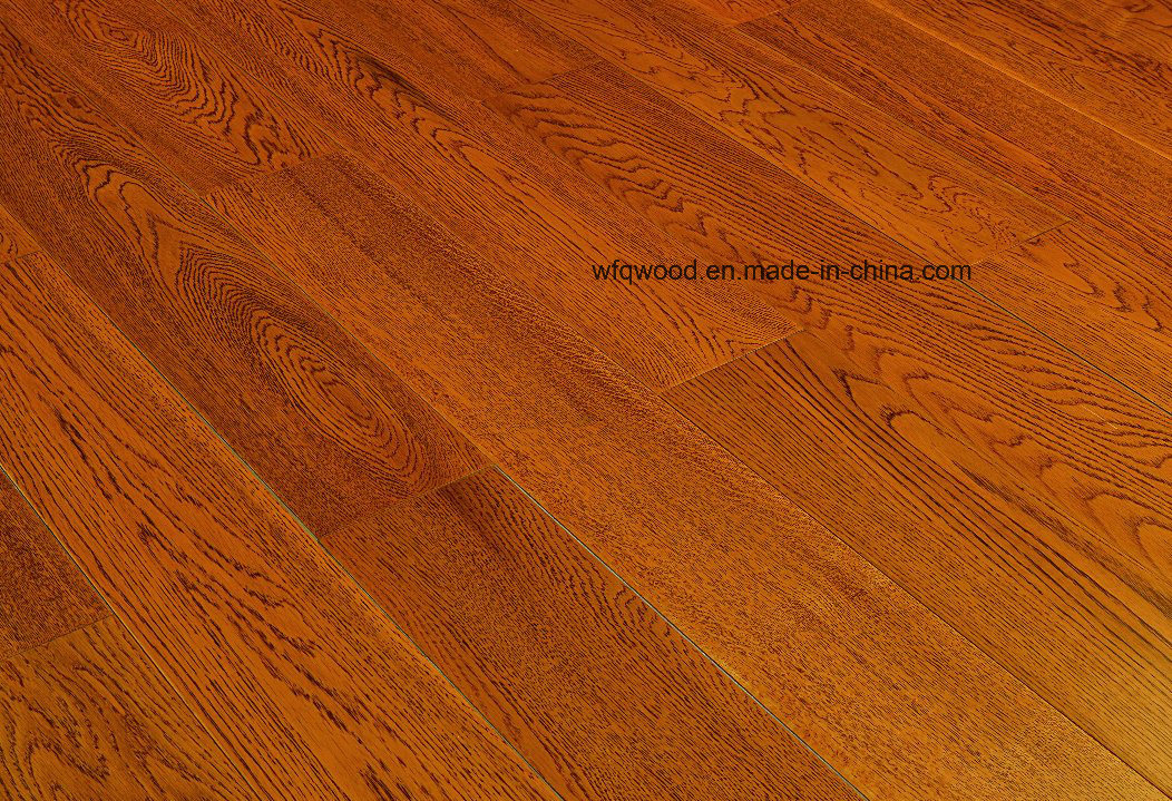 101 Multi Oak Antique Wood Flooring