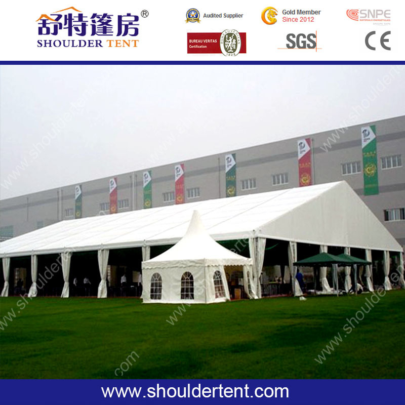 20m 25m Big Outdoor Marquee Tent with Waterproof PVC Roof
