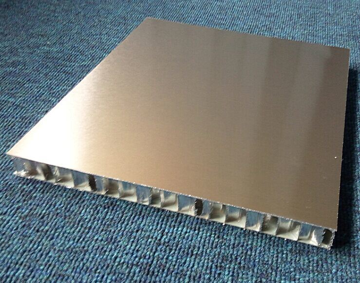 Honeycomb Panel for Wall Cladding