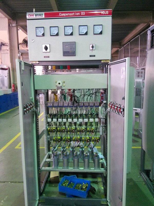 Hdjs High-Voltage Full-Automatic Capacitance Compensator