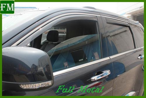 Window Rain Shield Door Visor of Jeep Grand Cherokee
