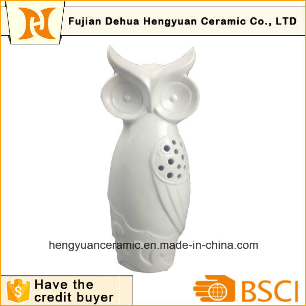 Factory Direct Sale Ceramic Owl for Home Decor