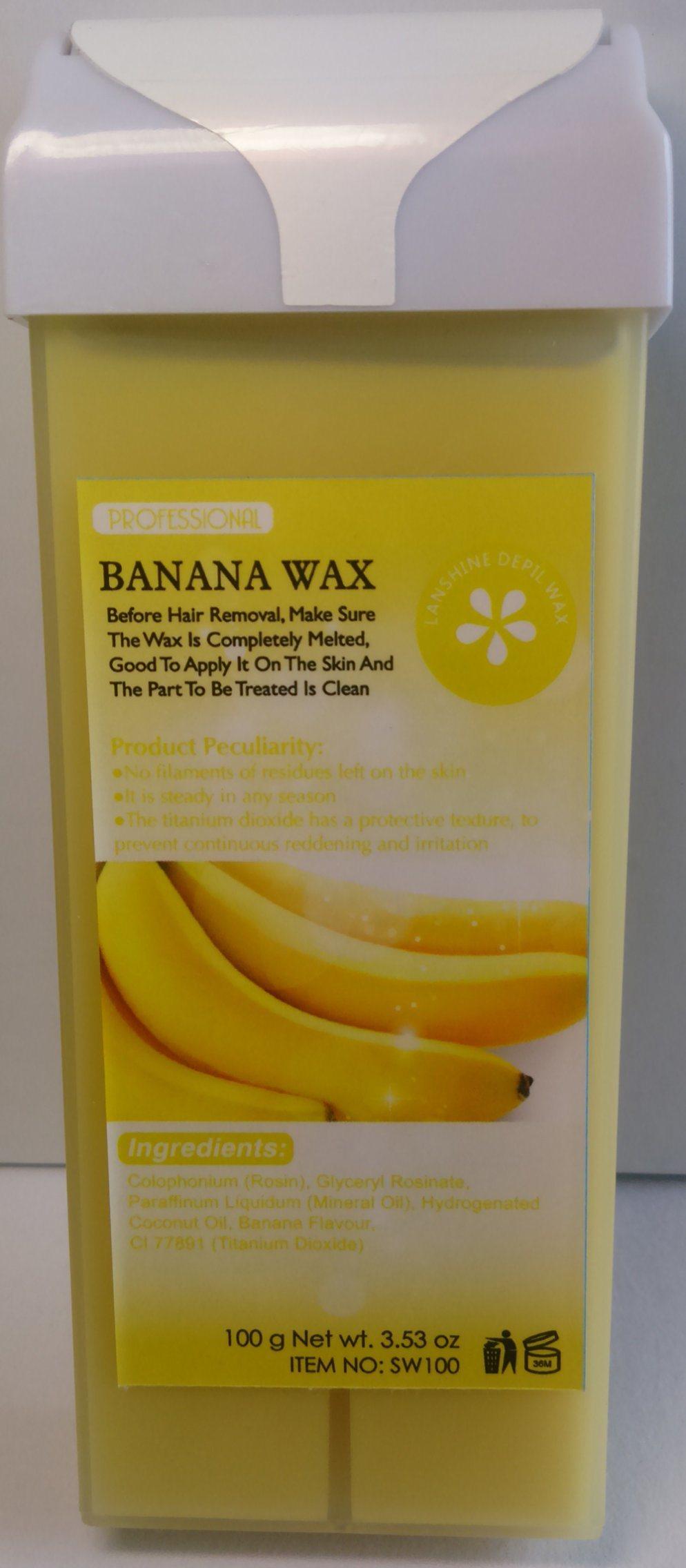 Roll-on Depilatory Wax Aloe Vera Wax