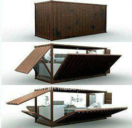 Cheap New-Type Quick Installation Convenient Mobile Prefabricated/Prefab Coffee House/Bar
