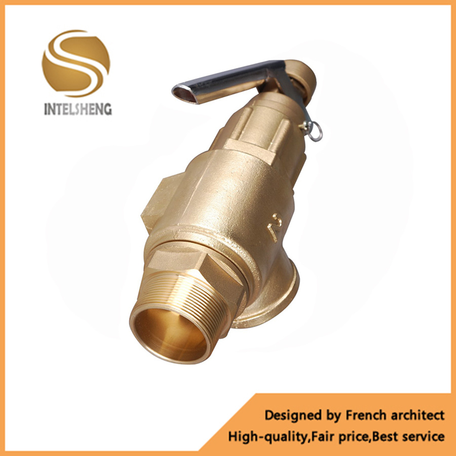 Brass LPG Valve Gas Cylinder Safety Valve