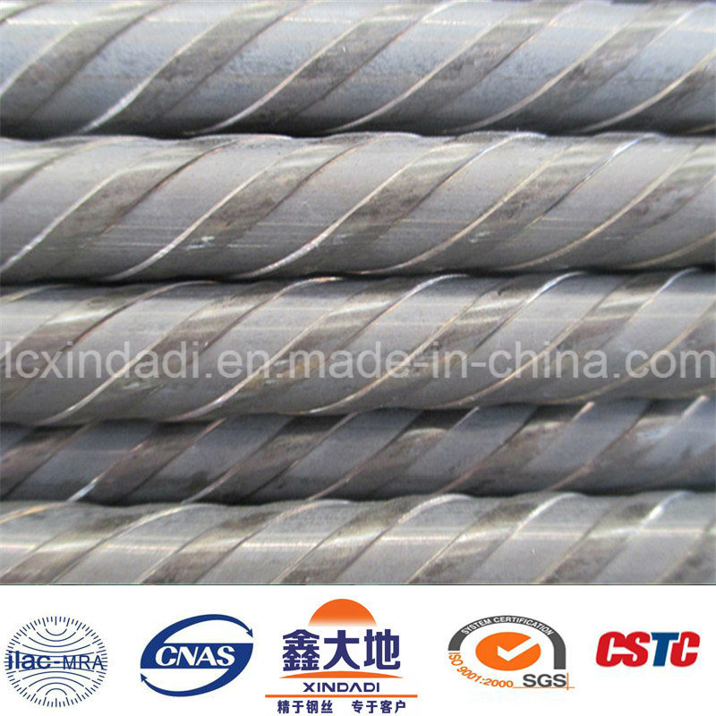 1670MPa ASTM/BS Spiral/Plain Prestressed Concrete Wire