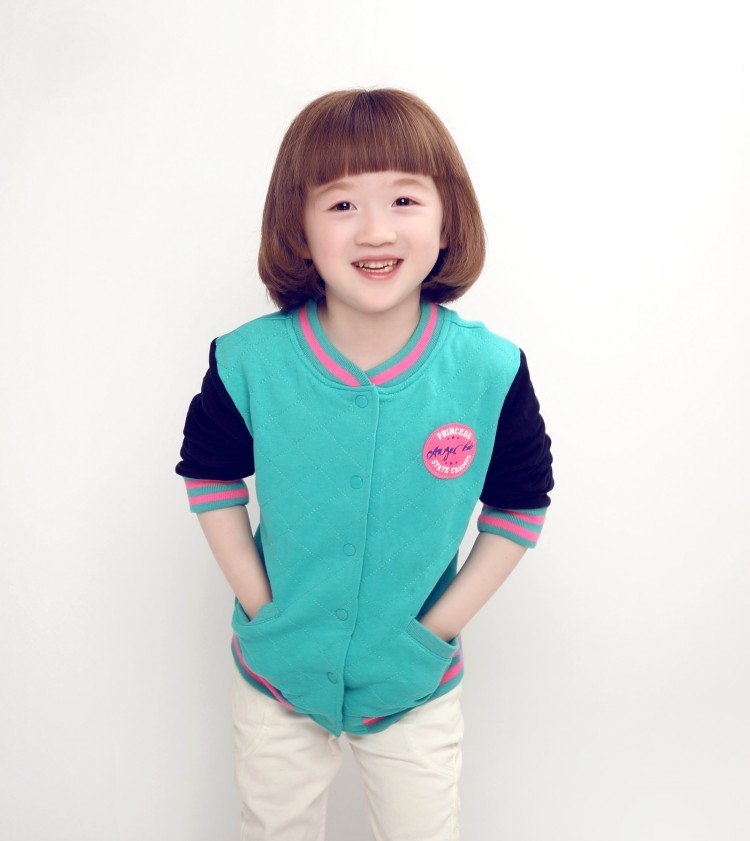 Children′s Wear Jacket Boy Girl