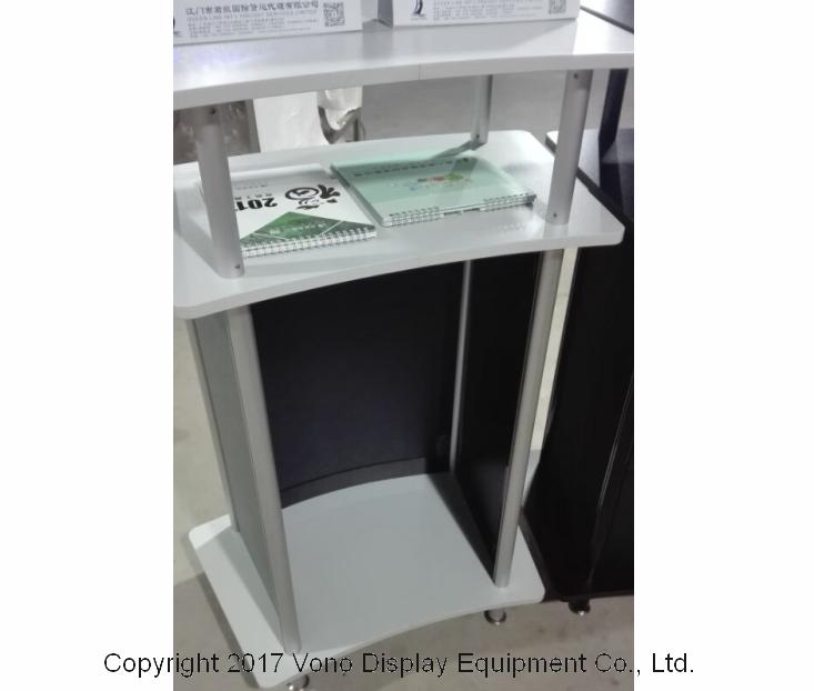 Portable Trade Show Display Exhibition Counter Promotional Counter Expo Counter