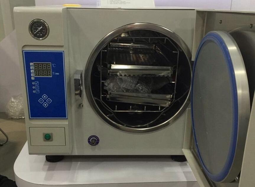 35L/50L Digital Display Table Top Steam Autoclave