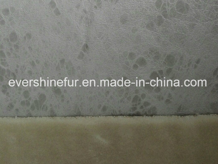 Foil Suede Bonding Fake Fur Boa Fur Faux Fur Fabric