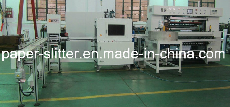 Thermal Roll Slitter Machine