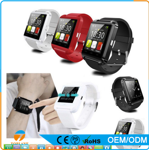 Smart Hand Watch Mobile Phone