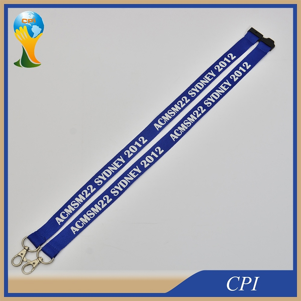 Promotional Cheap Custom Logo ID Card Lanyard