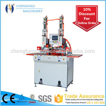 2016 8kw Hf System, Double Station High Frequency Plastic Welding Machine for Sport Shoe Upper