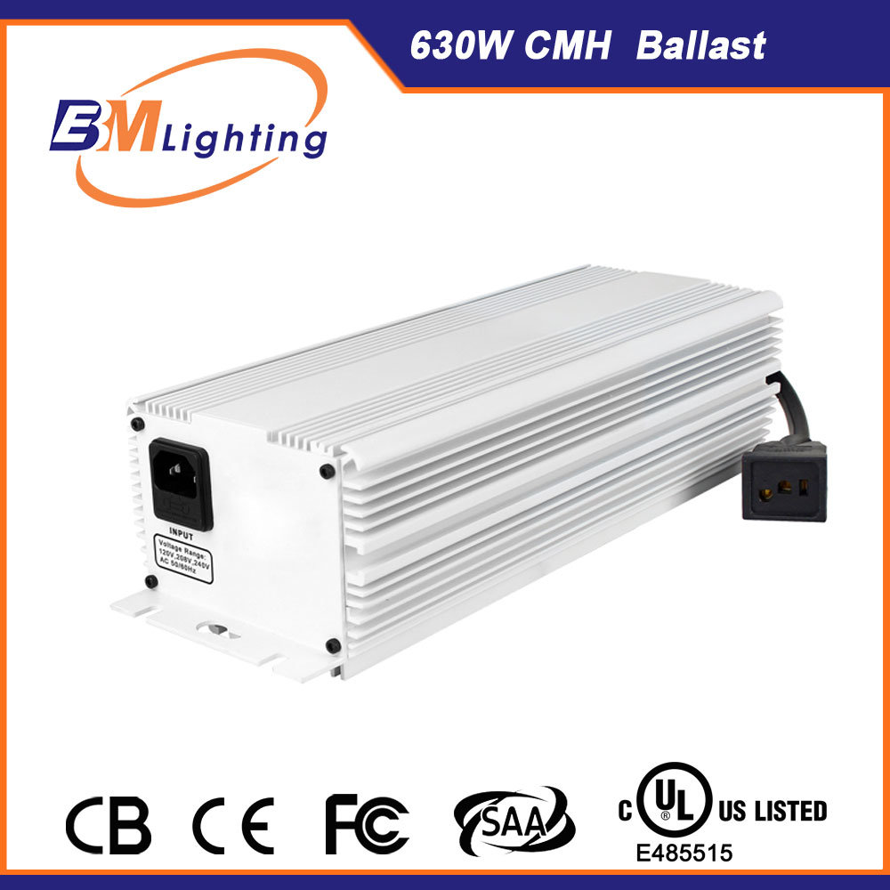 630W Double Ended Grow Light CMH Fixture Greenhouse Lighting for Indoor Plants
