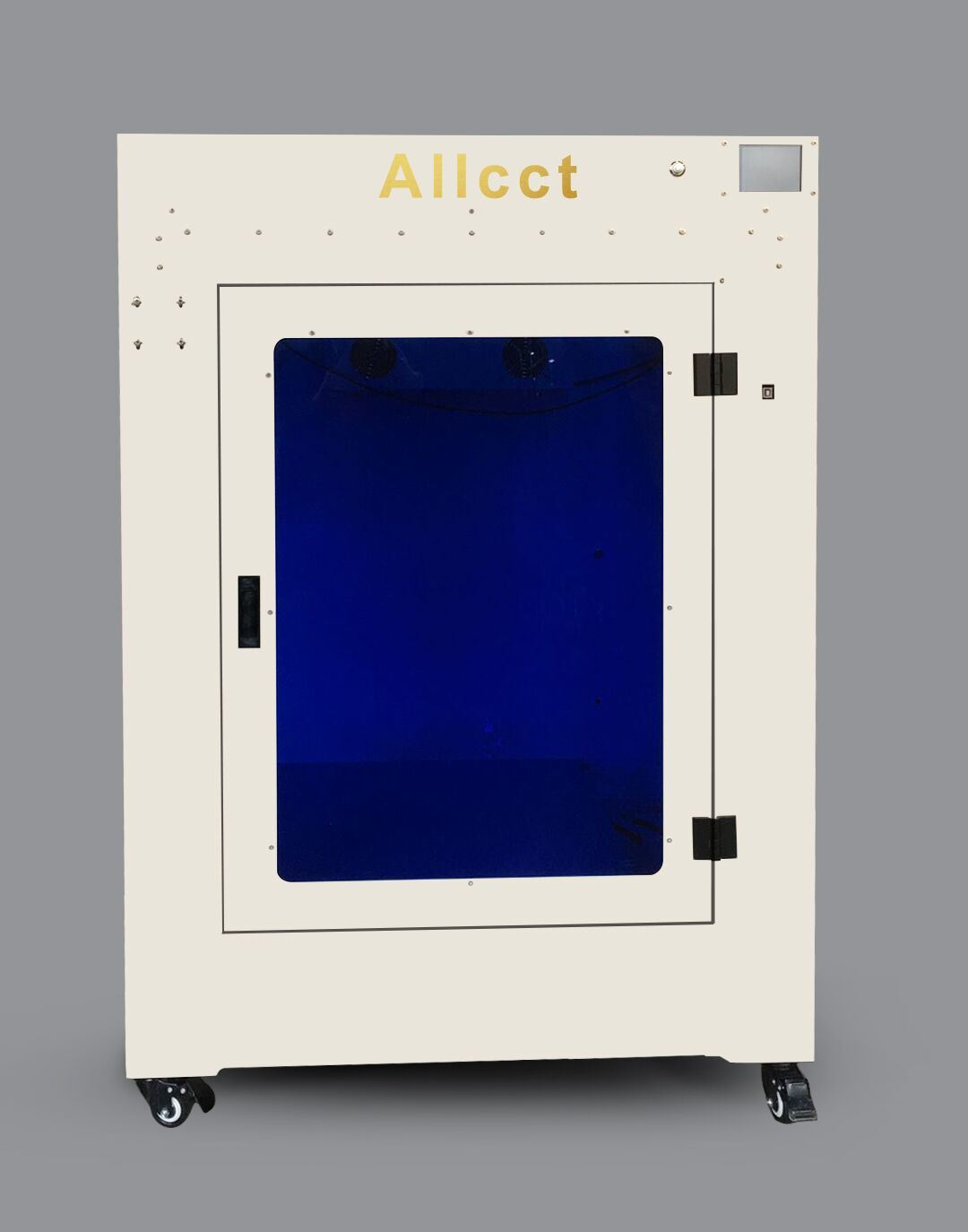 Allcct 500*500*800mm Building Size 0.05mm Precision Fdm Industrial 3D Printer