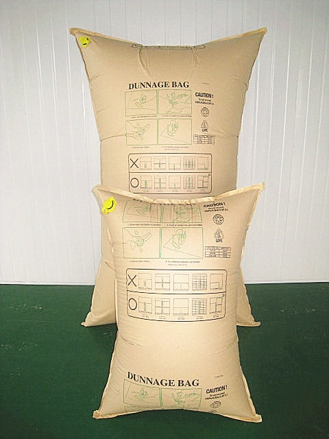 Economical Recyclable Cargo Air Bag for Track