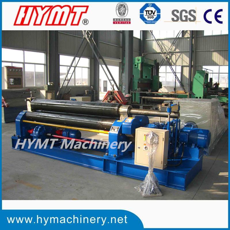 W11-20X3200 Mechanical Symmetrical 3 Roller Plate Bending Machine