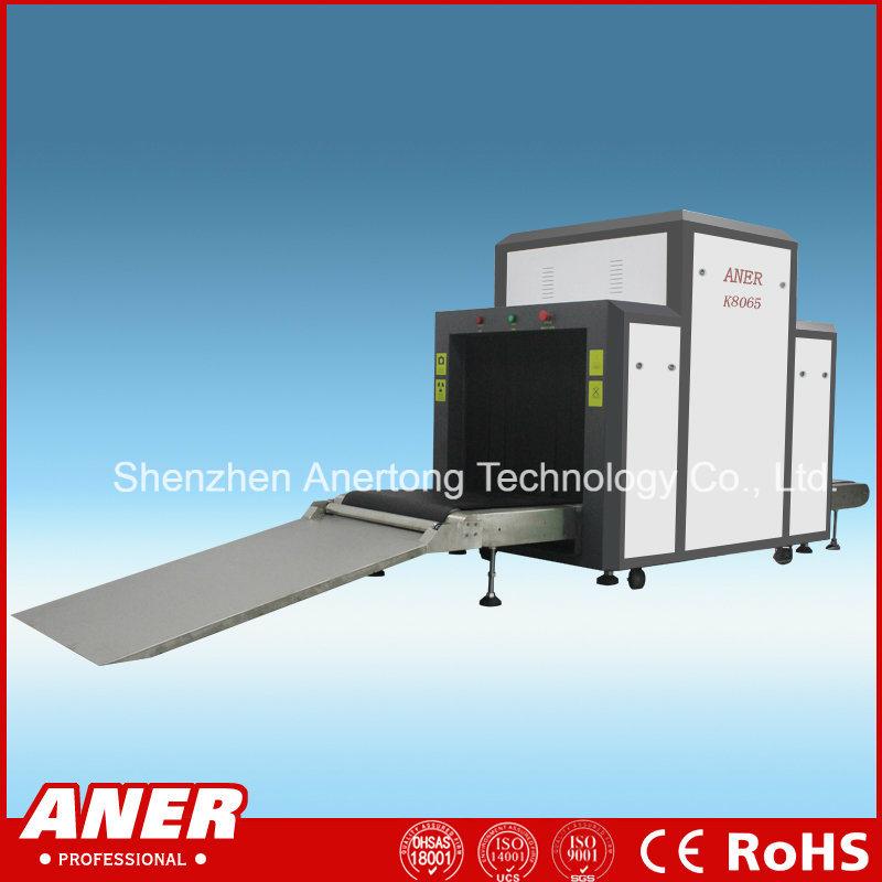 K8065 X Ray Baggage Scanner for Military, Government, Court